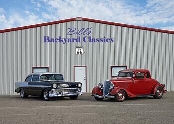 Amarillo landmark Bill's Backyard Classics
