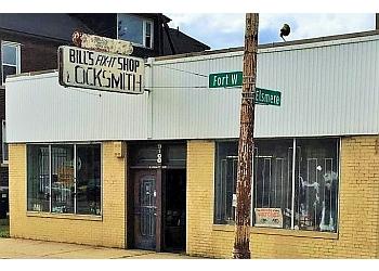 Detroit 24 hour locksmith Bills Fix-It Shop Locksmith