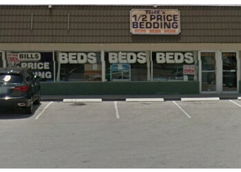 Cape Coral mattress store Bill's Half Price Bedding