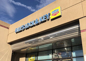 Albuquerque 24 hour locksmith Bill's Lock & Key, Inc.