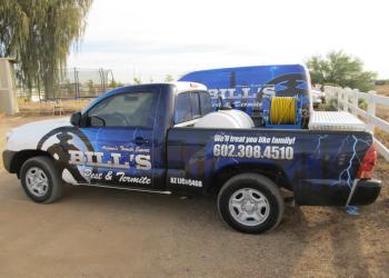 Phoenix pest control company Bills Pest Termite Control