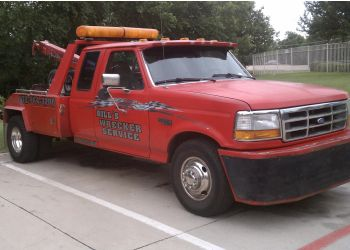 Plano towing company Bill's Wrecker Service