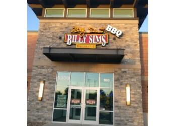 Cedar Rapids barbecue restaurant Billy Sims Barbecue