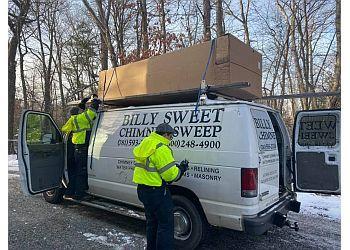 Boston chimney sweep Billy Sweet Chimney Sweep