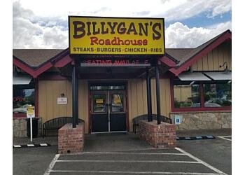 Vancouver steak house Billygan's Roadhouse