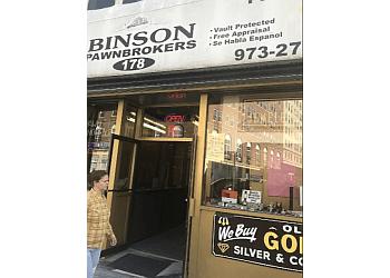 Paterson pawn shop Binson Pawnbrokers
