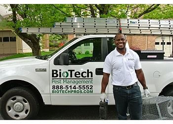 Washington pest control company BioTech Pest Management