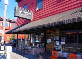 Portland cafe Bipartisan Cafe