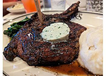 Santa Clara steak house Birk's Restaurant