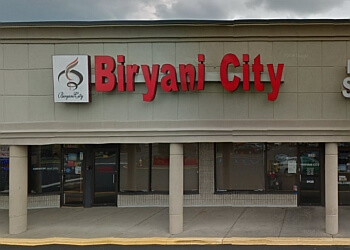 Allentown indian restaurant Biryani City