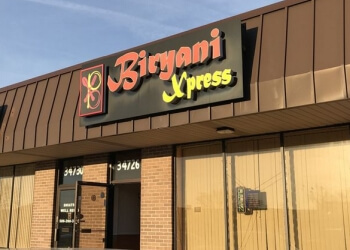 Sterling Heights indian restaurant Biryani Xpress
