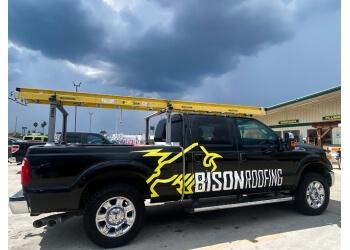 McAllen roofing contractor Bison Roofing