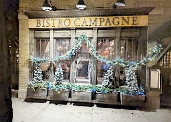 Chicago french cuisine Bistro Campagne