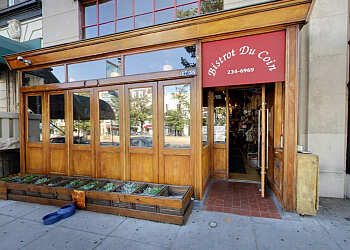 Washington french cuisine Bistrot Du Coin
