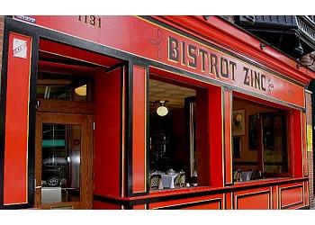 Chicago french cuisine Bistrot Zinc