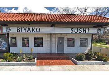 Anaheim sushi Biyako Sushi