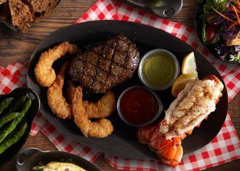 San Bernardino steak house Black Angus Steakhouse