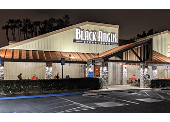 Santa Ana steak house Black Angus Steakhouse