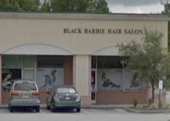 Greensboro hair salon Black Barbie Hair