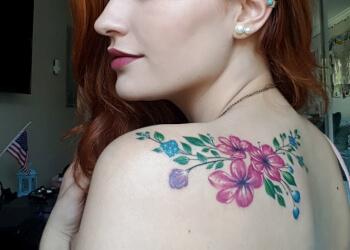 San Francisco tattoo shop Black & Blue Tattoo