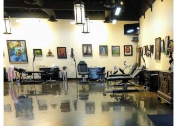 Peoria tattoo shop Black Castle Art Co.