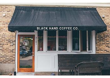 Richmond cafe Black Hand Coffee Co