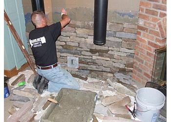 Buffalo chimney sweep Black Hat Chimney & Fireplace, Inc.