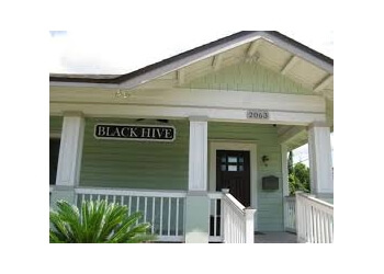 Jacksonville tattoo shop Black Hive Tattoo