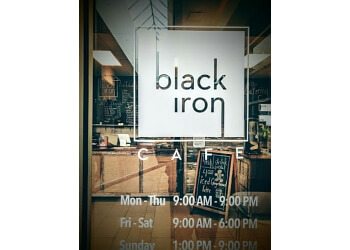 McAllen cafe Black Iron Cafe