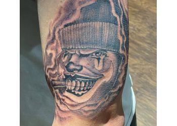 Clarksville tattoo shop Black Kat Tattoo