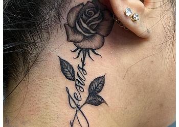 Corpus Christi tattoo shop Black Lantern Tattoo