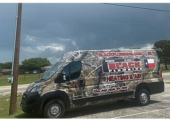 Abilene plumber Black Plumbing