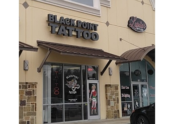 San Antonio tattoo shop Black Point Tattoo