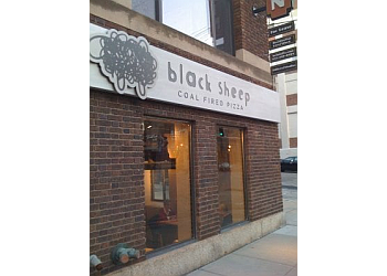 Minneapolis pizza place Black Sheep Coal Fired Pizza