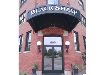 Cedar Rapids american restaurant Black Sheep Social Club