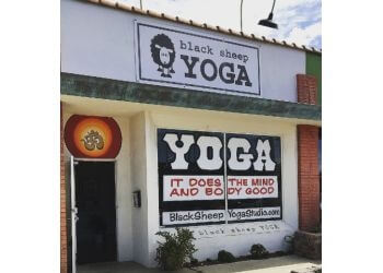 Oceanside yoga studio Black Sheep Yoga Studio