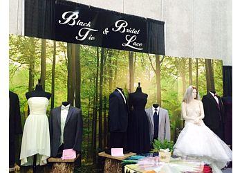 Fresno bridal shop Black Tie & Bridal Lace