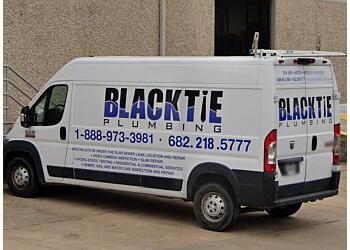 Grand Prairie plumber BlackTie Plumbing