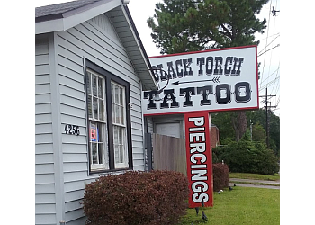 Baton Rouge tattoo shop Black Torch Tattoo