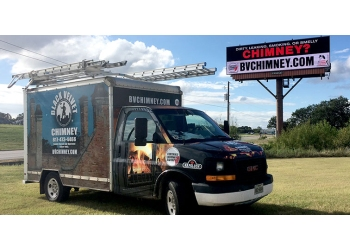 Arlington chimney sweep Black Velvet Chimney