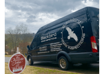 Little Rock home inspection Blackbird Home Inspections