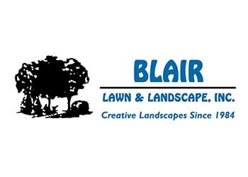 Madison landscaping company Blair Lawn & Landscape, Inc.