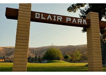 San Bernardino hiking trail Blair Park