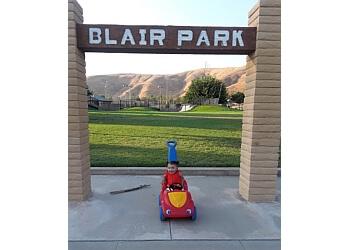 San Bernardino hiking trail Blair Park Trail