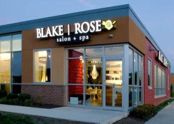 Columbus hair salon Blake Rose Salon + Spa