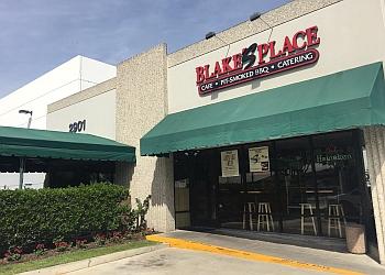 Anaheim barbecue restaurant Blake's Place bbq
