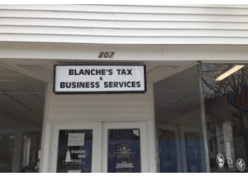 Hampton tax service Blanche's Tax & Business Services