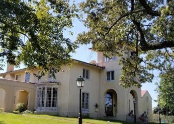 Greensboro landmark Blandwood Mansion