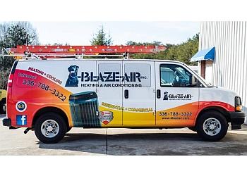 Winston Salem hvac service  Blaze Air, Inc.