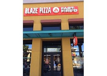 Fremont pizza place Blaze Pizza